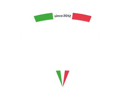 Pizza Party At Home Logo